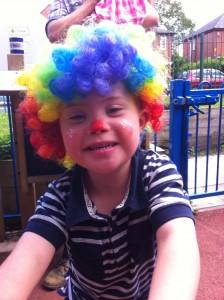 Fun at Bolton Smiley Faces
